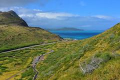 Aloha Oahu (j-imaging) Tags: lighthouse island hawaii pacific oahu trail makapuu