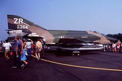 USAF RF-4C 25. TRW Zweibrcken, Ramstein Airforce Base (michaelgoll777) Tags: phantom usaf rf4c