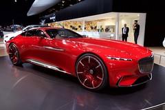 Mercedes Maybach 6 vision (Jean Lonard Polo) Tags: maybach conceptcar mondial2016 canon5d car luxe luxury maybach6 mercedes