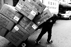no.958 (lee jin woo (Republic of Korea)) Tags: snap photographer street blackandwhite ricoh mono bw shadow subway self hand gr korea snapshot streetphotograph photography monochrome