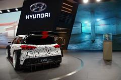 Hyundai i20 WRC 2017 (Joseph Trojani) Tags: hyundai i20 hyundaii20 wrc rallye voiturederallye rallyecar motorsport voituredecourse car salondelautomobile paris parismotorshow motor motorshow nikon d7000