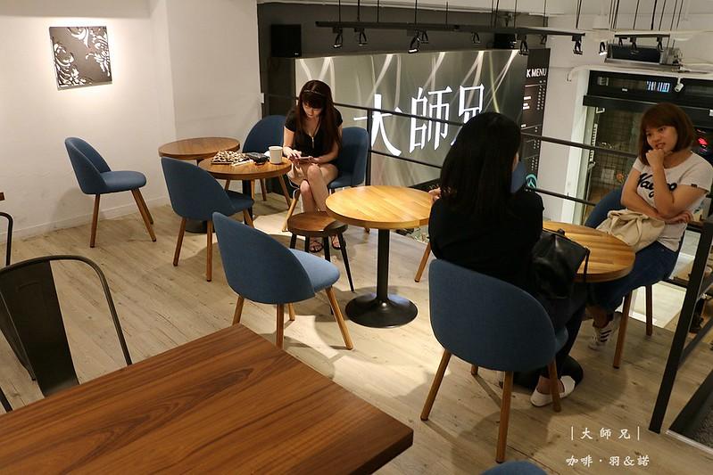 大師兄咖啡廳松山下午茶簡餐101