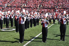 CMB at Homecoming - Photo Credit: Jared Daniel Anderson (MarchingCards) Tags: uofl universityoflouisville cmb cardinalmarchingband marchingcards cardinal marching band university louisville cards louisvillecardinals ul cardinals marchingband music photo photos college football tuba trumpet drum horn clarinet flute cardinalband uofl cardinal foodball brass drums bugle mellophone acc