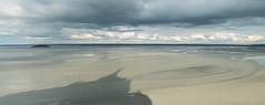 Mont Saint-Michel - Normandie (kevindubief) Tags: mont saint michel mount sky sun cloud nuage sea mer sand ombre sable normandie rock mare landscape paysage