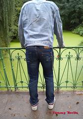 jeansbutt11016 (Tommy Berlin) Tags: men jeans butt ass ars levis