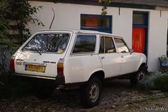 1984 Peugeot 504 Dangel 4x4 GRD (NielsdeWit) Tags: nielsdewit auto car 45jnf1 break favourite wageningen