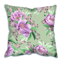 Decorative Cushion Pillow Cases (CushionPillow) Tags: flower floral pattern vector background seamless rose painting abstract unusual spring isolated decoration retro vintage petal curl leaf botanical watercolor soulful curve summer blossom bloom feminine fashion arrangement illustration ornamental flora stem artwork accent design bouquet growth colorful plant beauty romantic elegance art valentine nature pretty beautiful