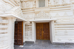 The India Temple (JGJERRY) Tags: baps shri swaminarayan mandir
