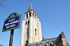 Shutterstock_Paris_Eglise Saint Germain des Pres (Context Travel) Tags: paris shutterstock licenserestricted
