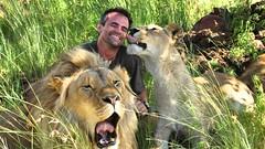 Lion Whisperer (robcsi0) Tags: lion whisperer