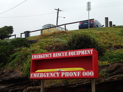 EMERGENCY PHONE 000 (CNDoz) Tags: cndoz emergency 000 phone curlcurl