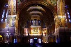 Lisieux (9) (Sebmanstar) Tags: basilique sainte therese lisieux normandie normandy europe europa france french pentax photography ballade digital numerique couleur color visite visiter travel tourisme
