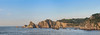 Acantilados de la Punta la Forcada (Cudillero) - Panoramica (Julián Martín Jimeno) Tags: acantilado cabovidio cabo cudillero gueirua playadegueirua asturias españa 2016 d7000 panoramica pano panorama panoramique panoramic mar cantabrico playa costa atardecer playadelsilencio silencio puntalaforcada laforcada forcada