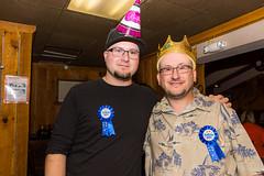 My 50th Birthday Party (and Tim's 27th) (The Suss-Man (Mike)) Tags: birthday birthdayparty canton cherokeecounty family georgia my50thbirthday my50thbirthdayparty mybirthdayparty sonyslta77 sussmanimaging thesussman williamsonbrothersbbq