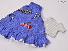 Clothes for Iplehouse BID for sale (MerryDoll Art) Tags: bjd bjdclothes bid tiny yosd iplehouse