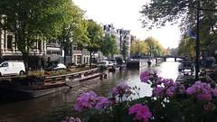 Amsterdam Prinsengracht bij de Elandsgracht in de herfst (pdp.osdorp) Tags: amsterdam prinsengracht gracht water herfst