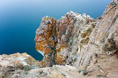 Cap Khoboï (Touristos) Tags: cap khoboï roche déva île dolkhone chamanisme olkhone russie phoque capkhoboï rochedéva îledolkhone baïkal