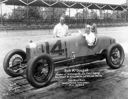 2308 (Photo 3 of 4) Bon Mc Dougall 1926 Indy