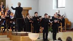 Musikverein Lenzburg mit Englischer Chormusik, Katholische Kirche  03/05/2015