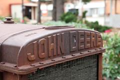 John Deere (twm1340) Tags: vintage antique tractor tractors chillicothe tx texas hardeman county