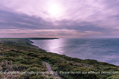 The path from Cape Cornwall to Sennon (doublejeopardy) Tags: path winter season walking splittoning landsend cornwall footpath sea england unitedkingdom gb
