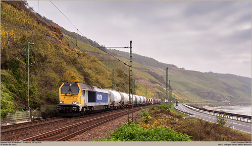 STOCK Transport 264 003-5 @ Boppard