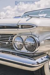 Angel... (ehanoglu) Tags: chevy chevrolet impala 1959 classic classiccar vintage vintagecar chrome soft big garages fest biggaragesfest emrehanoglu emrehanolu emre exoticistanbul hanolu istanbul turkey trkiye