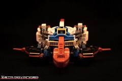 Z WR Front (Sam.C (S2 Toys Studios)) Tags: zetagundam gundam mobilesuit lego moc s2 80s scifi mecha anime japan spacecraft