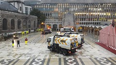 Road Sweepers Photcall, Guildhall (timothyhart) Tags: city london lord mayors show 2016 12 november celebration showtime pageant pomp tradition ceremony fun commercial procession england uk mayor alderman andrew parmley outdoor corporationoflondon