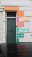 My old house in Brighton (Elmar Eye) Tags: brighton north laine queens gardens house decoration paint