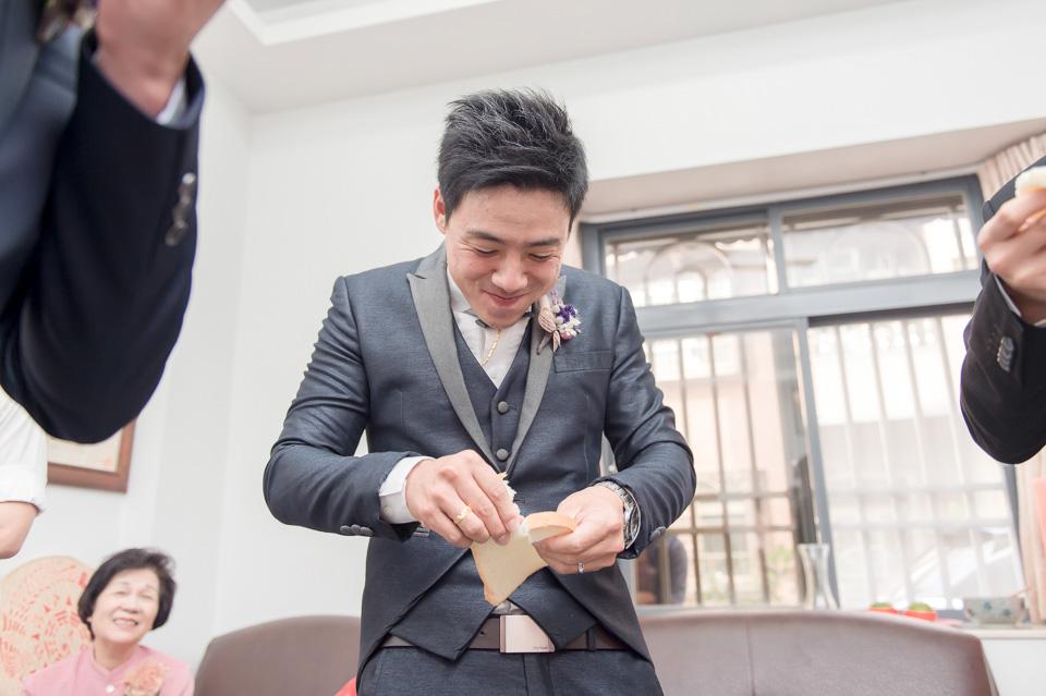 台南婚攝 婚禮紀錄 情定婚宴城堡 C & M 024