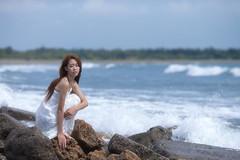 1DX_1085 (Chris Photography(王權)(FB:王權)) Tags: 1dx 2470lii ocean g girl