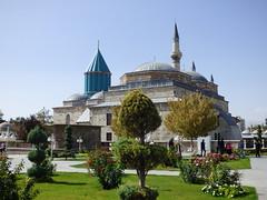 Konya - Mevlana Turbesi (2) (damiandude) Tags: rumi dervish sufi