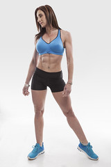 _MG_1617 (TonivS) Tags: fitness woman muscular fit sexy sexymodel gymwear