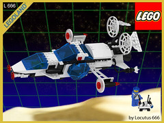Futuron Science Explorer (Locutus666) Tags: lego space futuron science explorer