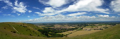Back to the Dyke (Worthing Wanderer) Tags: southdowns sussex summer sunny devils dyke viewpoint clouds