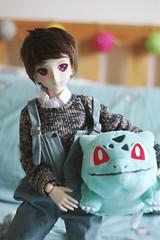 New Character! (Les Poupes du mal) Tags: dollfie dream dollfiedream dd07 doll volks japan volksjapan balljointeddoll bjd lespoupeesdumal thegipsycircus