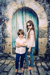 Mafia Simpatico (MissSmile) Tags: misssmile child children ki kids girl tender sweet portrait studio creative memories