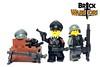 Nov 2016 - WW2 German Officer (BrickWarriors - Ryan) Tags: brickwarriors custom lego minifigure weapons helmet armor ww2 world war german ss officer pistol gun hitlers buzzsaw military stick grenade suspenders