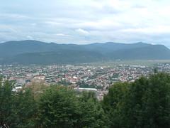 Huszt látképe a várból (ossian71) Tags: ukrajna ukraine kárpátalja huszt hust kárpátok carpathians tájkép landscape természet nature hegy mountain
