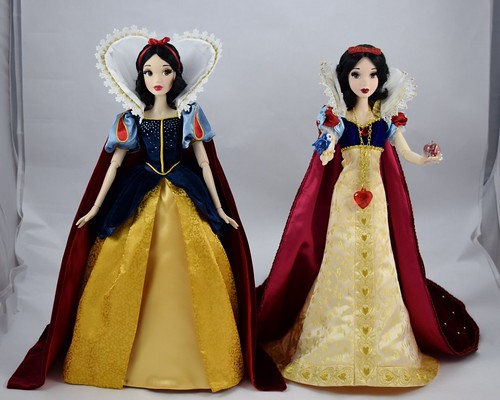 Disney Store LE Snow White 17'' Doll (2009) Welcomes