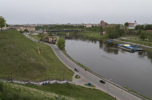 Neman River, 03.05.2014.