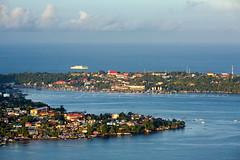 Jayapura Cape (Jokoleo) Tags: jayapura cape landscape bay sea seaside coast outdoors ship city urban papua indonesia waterfront shore water