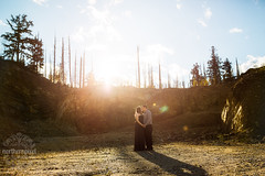 Engagement Session - Prince George BC (Shauna Stanyer (Northern Pixel)) Tags: northernpixelphotography princegeorge britishcolumbia northernbc ancientforest engagementsession northern pixel photography sunflare romantic canada bc pg prince george photographers