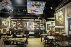 Little Havana's Cubaocho Museum & Performing Arts Center (Greatest Paka Photography) Tags: museum art littlehavana miami florida performingarts cubaocho interior robertoramos cubanart calleocho southwest8thst club music