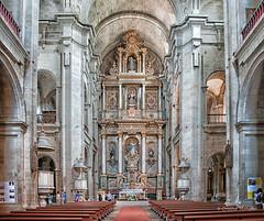 Convento de San Francisco (world's views) Tags: church architecture spain catholic altar santiagodecompostela sacred 2015