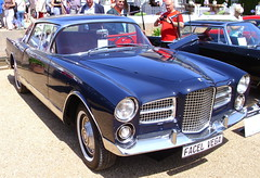 Facel Vega Excellence EX1 1960 (Zappadong) Tags: auto classic car automobile voiture days coche classics oldtimer schloss vega oldie carshow 1960 excellence youngtimer automobil 2015 dyck facel ex1 oldtimertreffen zappadong