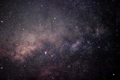 Vía Láctea (Jantbrown) Tags: sky night canon dark way de stars 50mm noche nightly galaxy cielo estrellas astronomy f18 universe milky galaxia vía larga nocturno oscuro exposición universo planetas puntos astronomía láctea 600d constelaciones