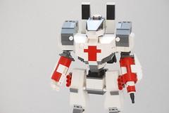 Crusader Detail (Wafna-204) Tags: lego mecha mech battletech