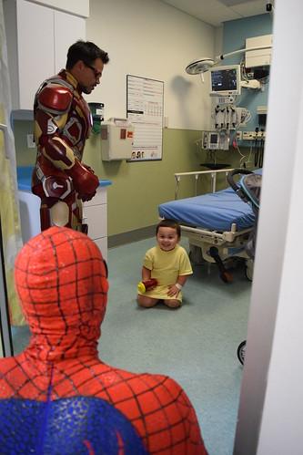 superhero-charity